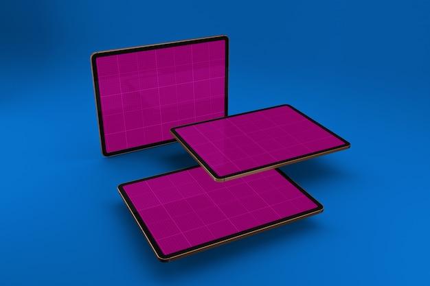 Floating tablet pro