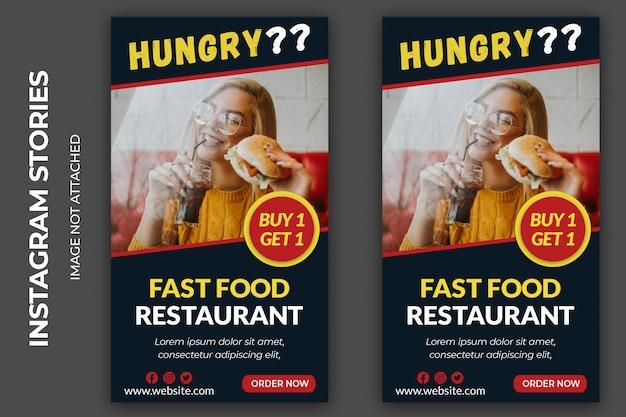 Flyer voor voedselverkoop