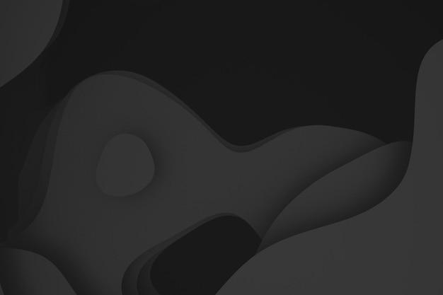 Fondo abstracto simple con color gris