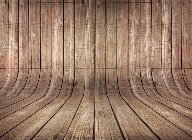 Fondo de madera realista