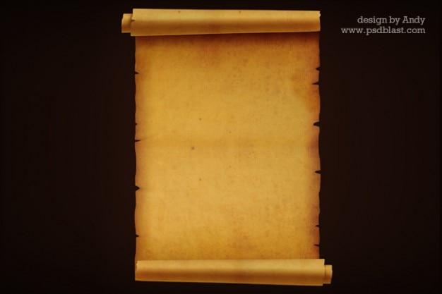 Fondo de papel viejo