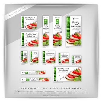 Foodmarketing google & facebook ads