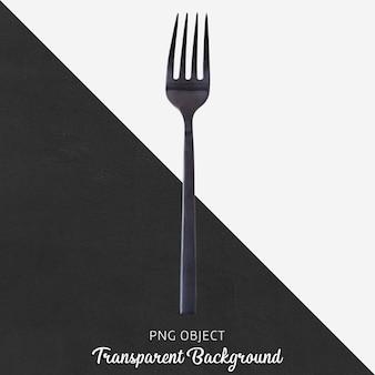 Forchetta da cibo nero