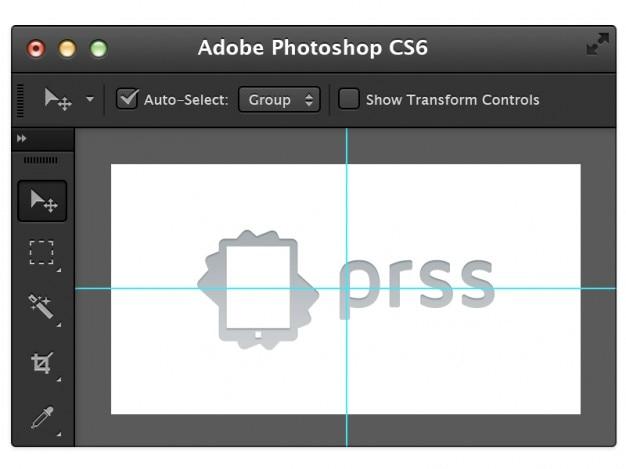 Foto-editor-interface photoshop ui-elementen