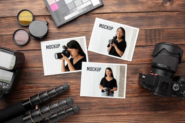 Fotograafworkshop met fotomodel