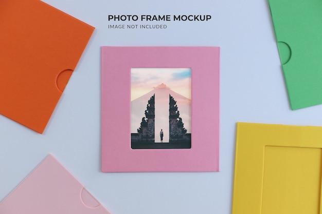Fotolijst mockup ontwerp