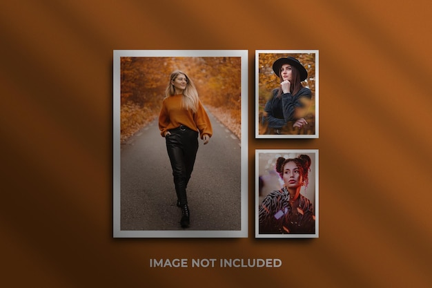 Fotolijst mockup photoshop