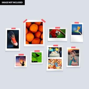 Fotolijsten set