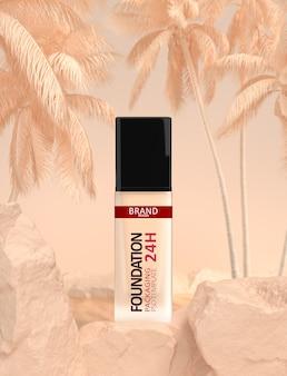 Foundation make-up in elegante verpakking
