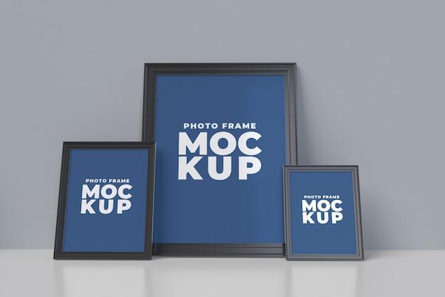 Frame mock-up poster