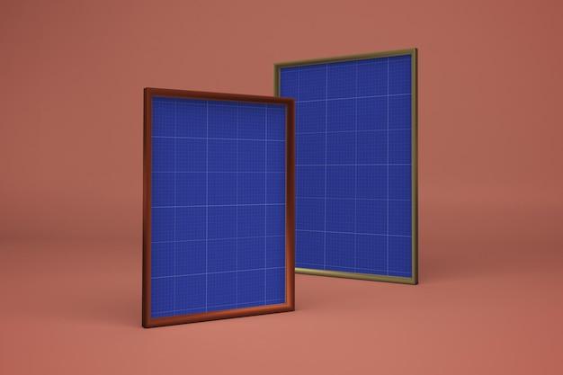 Frame mockup-ontwerpen