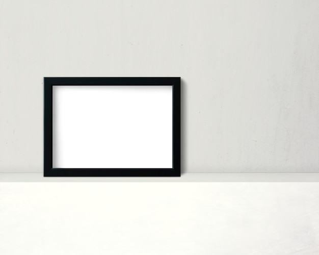 Frame tegen muur