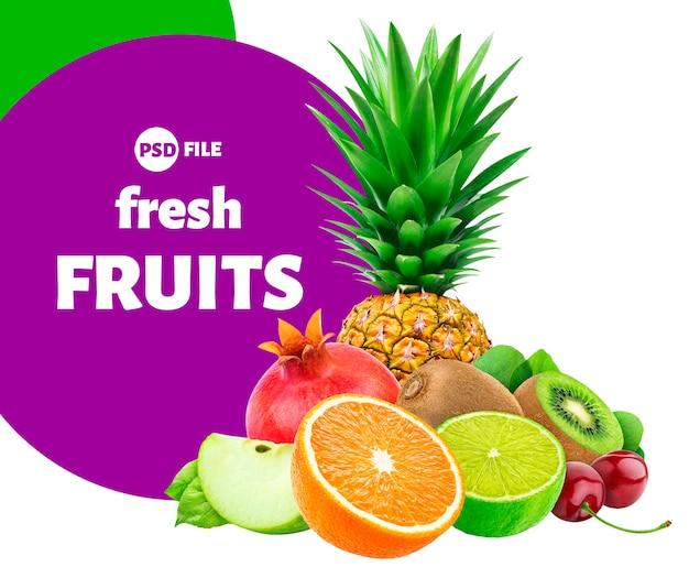 Fruit en bessen
