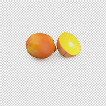 Frutti isometrici
