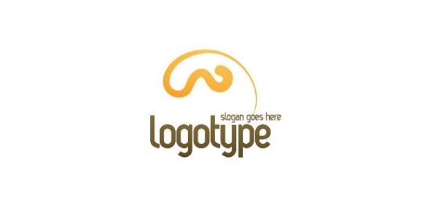 Fuego libre plantilla de logotipo