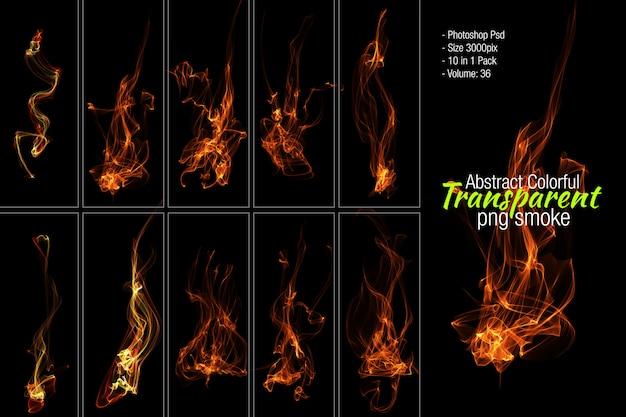 Fuego photoshop psd
