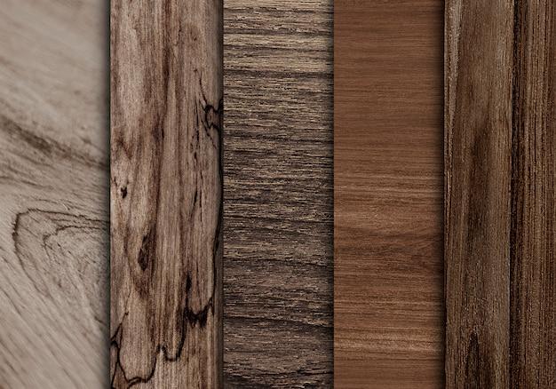 Gemengde houten vloeren