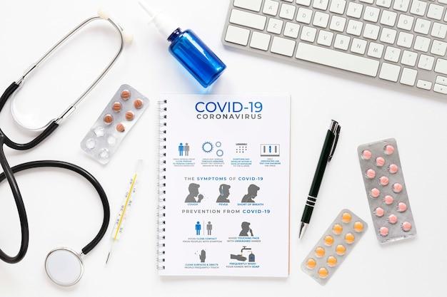 Geneeskunde voor coronavirus