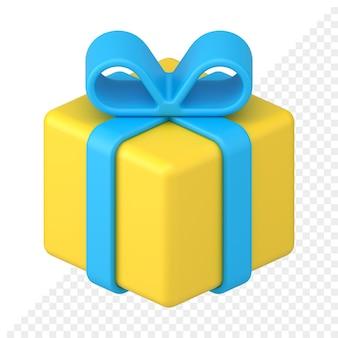 Geschenkdoos 3d-pictogram