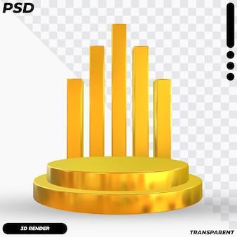 Gouden podium voor productplaatsing