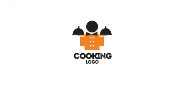 Gourmet vettore logo design per ristoranti di cucina e bar