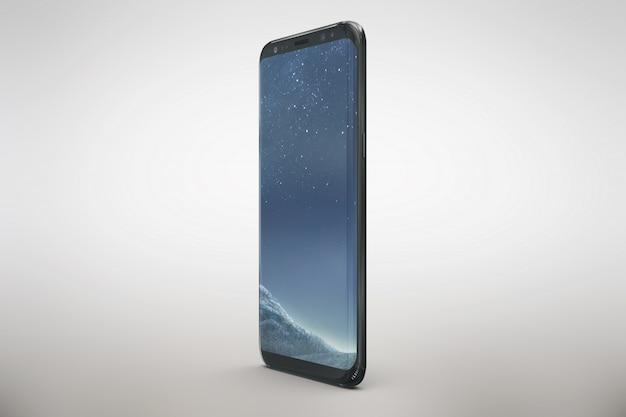 Grote smartphone bespot