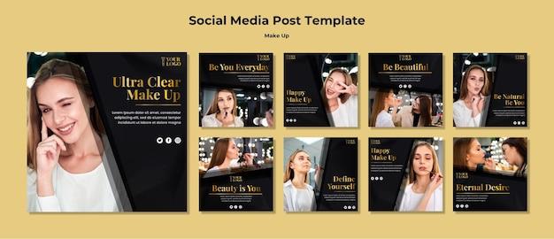 Hacer una publicación en redes sociales