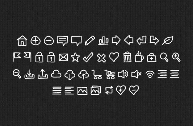 Handige pictogrammen