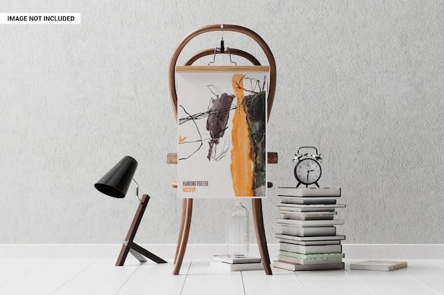 Hangend postermodel
