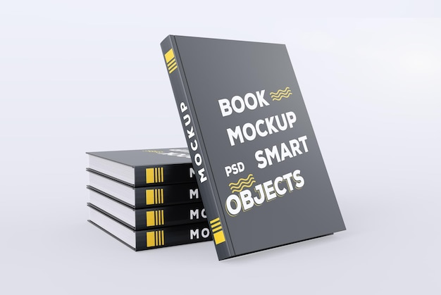 Hardcover boek met mat omslagmodel