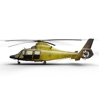 Helicopter mock up design