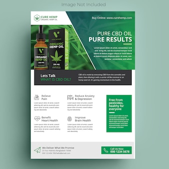 Hennep product flyer