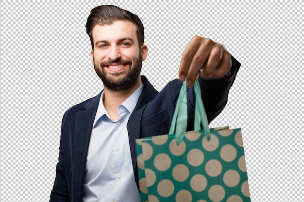 Hogere mooie vrouw met een mobiele telefoon
