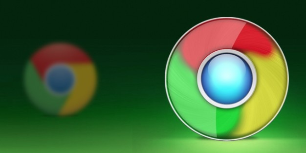 Icona nuovo google chrome revisited