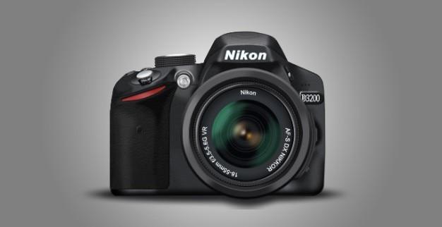Icono de la cámara nikon
