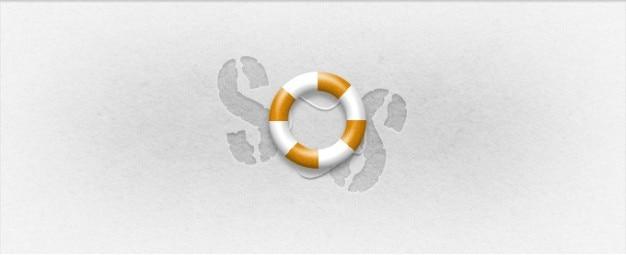 Icono sos / ilustración