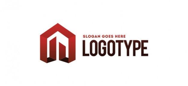 Immobiliare logo template vettoriale