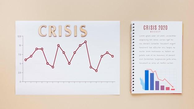 Informe de crisis económica.