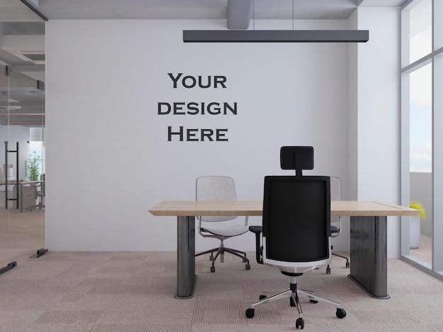 Interieur modern kantoor