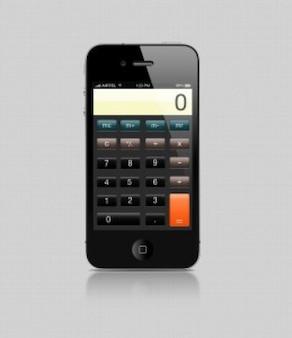 Iphone rekenmachine