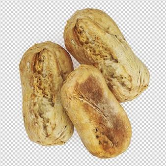 Isometrisch brood