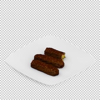 Isometrisch voedsel