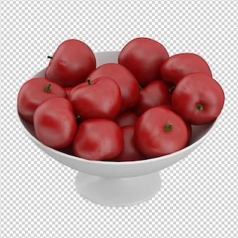 Isometrische appels