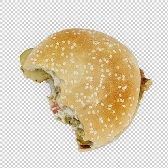 Isometrische burger