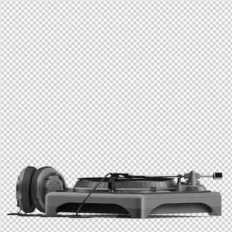 Isometrische dj-tool