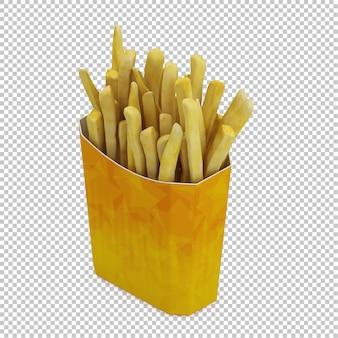 Isometrische fast food