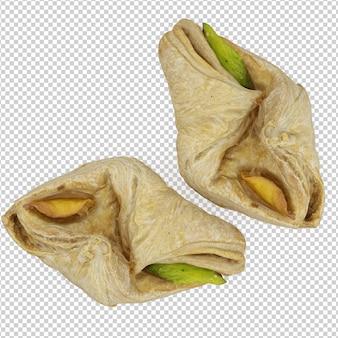 Isometrische fastfood