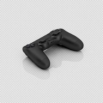 Isometrische game controller