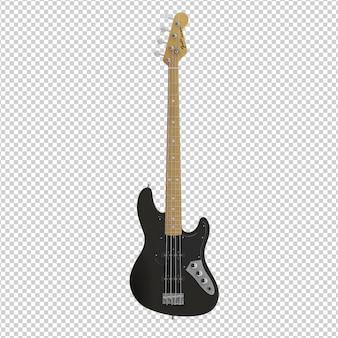 Isometrische gitaar