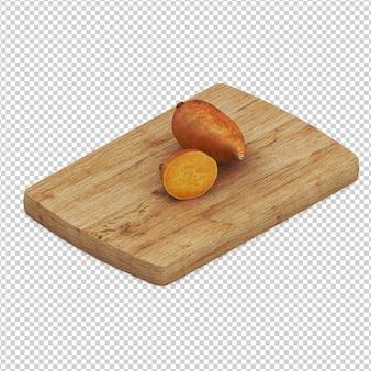 Isometrische groenten